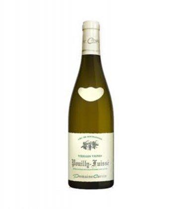 2015 Domaine Corsin Pouilly-Fuissé Vieilles Vignes