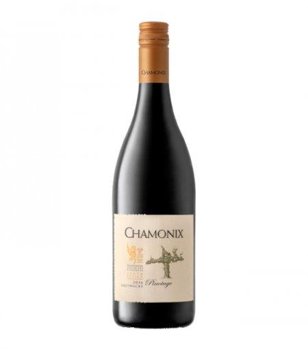 2016 Cape Chamonix Greywacke Pinotage