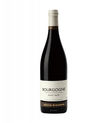 2018 Domaine Justin Girardin Bourgogne Pinot Noir